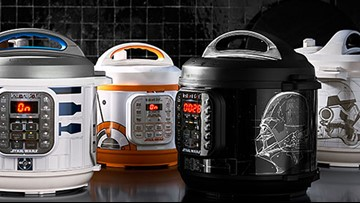 Instant Pot releases special edition Star Wars Collection