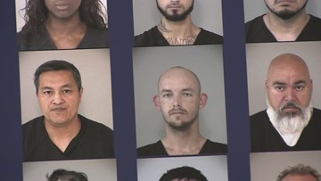 'In plain sight' | Sex-trafficking sting nets 64 arrests in Fort Bend
