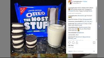 Oreo releases 'Most Stuf' edition with the most creme ever
