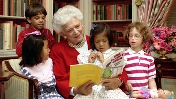 Barbara Bush remembered as gracious, gregarious, graceful