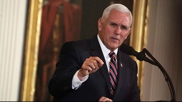 Pence names Texas as possible Republican convention site if it's pulled from North Carolina