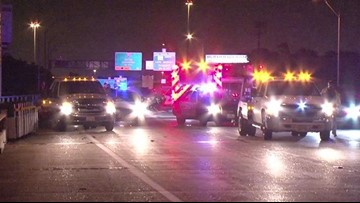 Texas troopers cracking down on drivers who don't move over, slow down for emergency vehicles