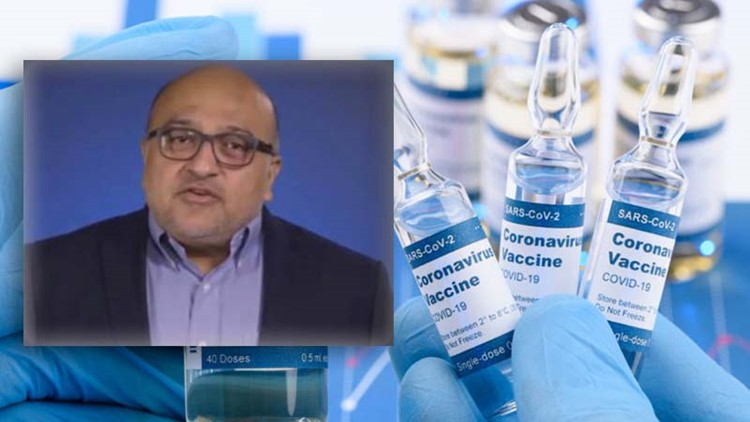 Doctor accused of stealing COVID vaccine files $1M discrimination lawsuit against Harris County