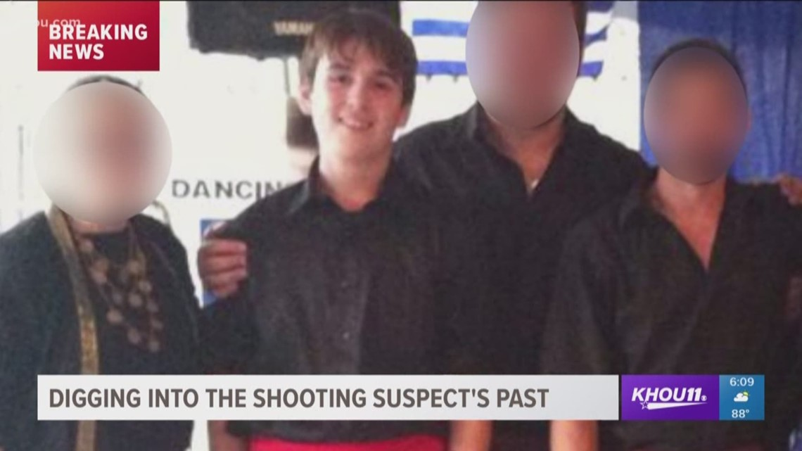 Santa Fe Shooting: Digging into the suspected gunman's past