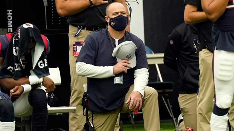 'I'm sorry': Here's what Bill O'Brien said after he was fired by the Texans