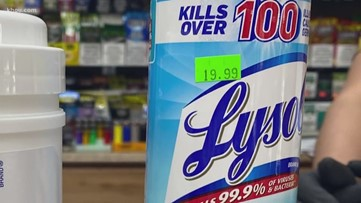 4,000 price-gouging complaints have been filed in Texas during COVID-19 emergency