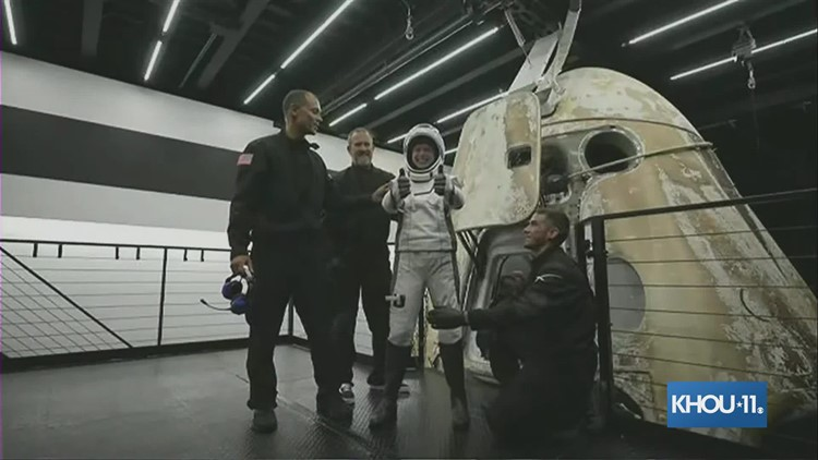 SpaceX's first all-civilian crew returns to Earth