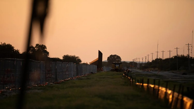 Texas has raised $54 million in private donations for its border wall plan. Almost all of it came from this one billionaire.