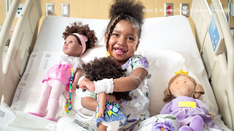 Houston girl first child in the country to get life-saving implant