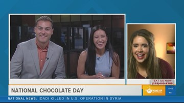 Trending: National Chocolate Day