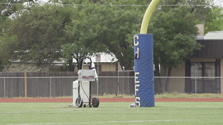 Lake View Chiefs football gearing up for summer activities