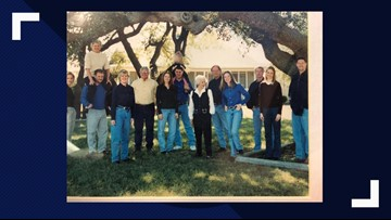 San Angelo Police are looking for the owner of these family photos