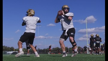 Abilene Eagle football looks to fly high in district 3-6A play