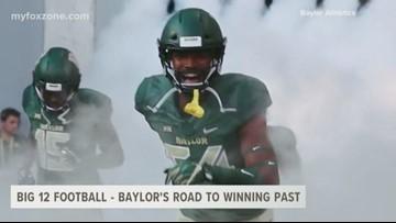 Big 12 football media day - Baylor Bears