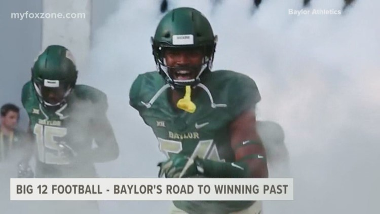 Big 12 football media day - Baylor Bears