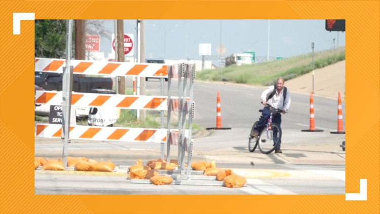 'You have to go in a circle to get anywhere' : Southwest Blvd. construction project enters new phase