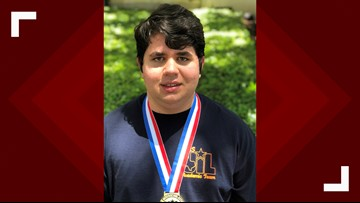 CHS junior brings home the gold in UIL physics
