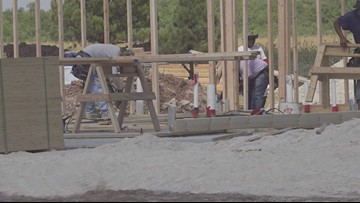 New homes underway for Disability Resources Inc.