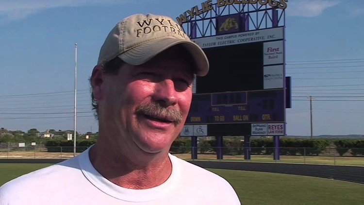 Wylie HS head coach/athletic director announces retirement