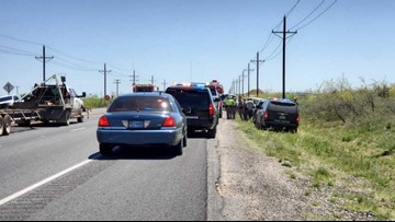San Angelo woman killed in two-vehicle crash near Midland