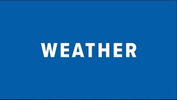Quiet weather pattern sets up for West Texas as Louisiana braces for tropical impacts
