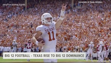 Big 12 football media day - Texas Longhorns