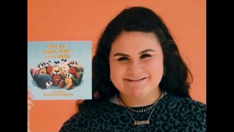 19-year-old San Angelo native publishes 1st children's book