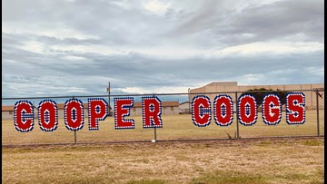 Abilene Cooper remains undefeated