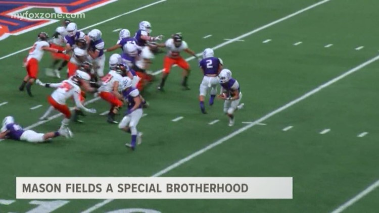 Mason fields a special brotherhood