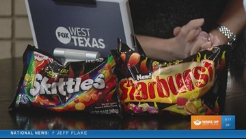 Try It Tuesday: Spicy Skittles and Starbursts?
