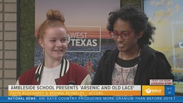 Ambleside Upper School presents 'Arsenic and Old Lace'