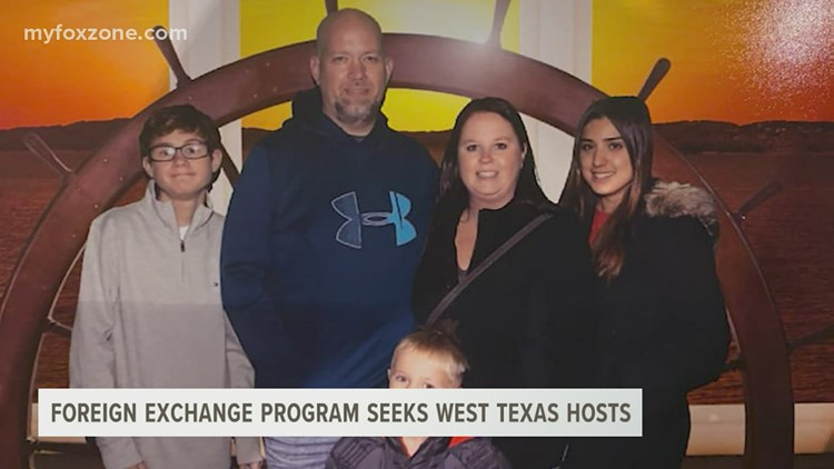 Foreign exchange students look to West Texas to experience America for the first time