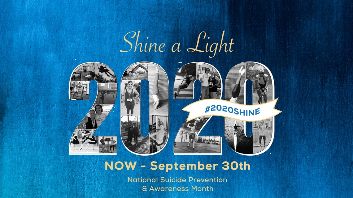 2020 Shine a Light 'move'ment for suicide prevention and awareness kicks off | myfoxzone.com