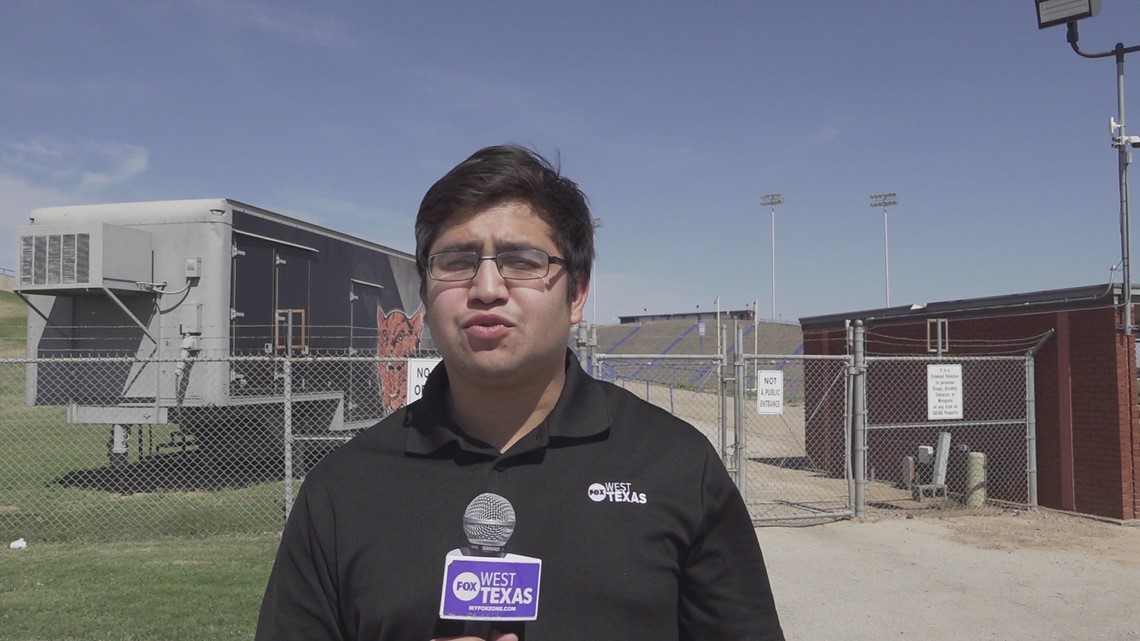 It's not just the NFL, NBA or the MLB but West Texas football teams are showing support to certain groups