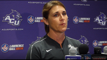 ACU Women's Basketball plays back-to-back road games in different states