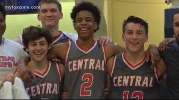 Interview with Central's Tristan Lopez