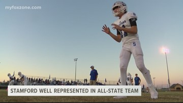 Stamford well represented in All-State team