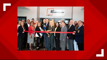 AEP dedicates new San Angelo Transmission Service Center in City's Industrial Park