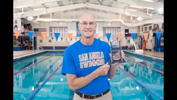 Central High swim coach goes out on top