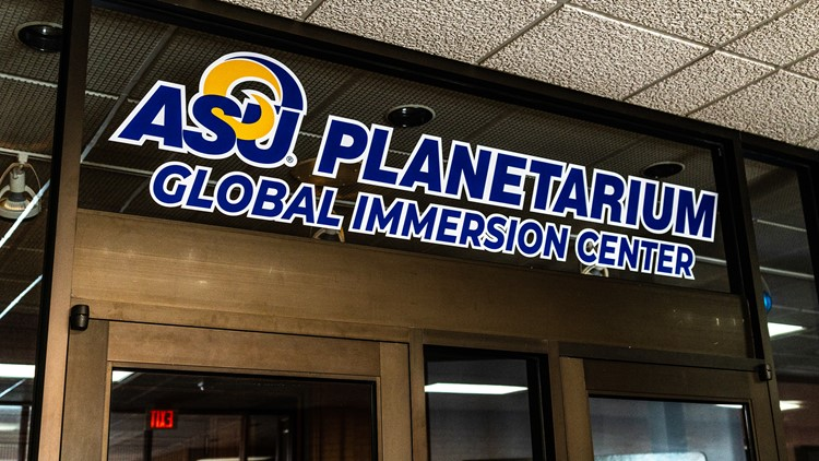 Angelo State announces fall planetarium show schedule