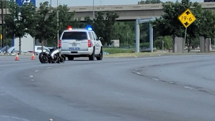 San Angelo PD: Motorcyclist seriously injured in a street race against a car