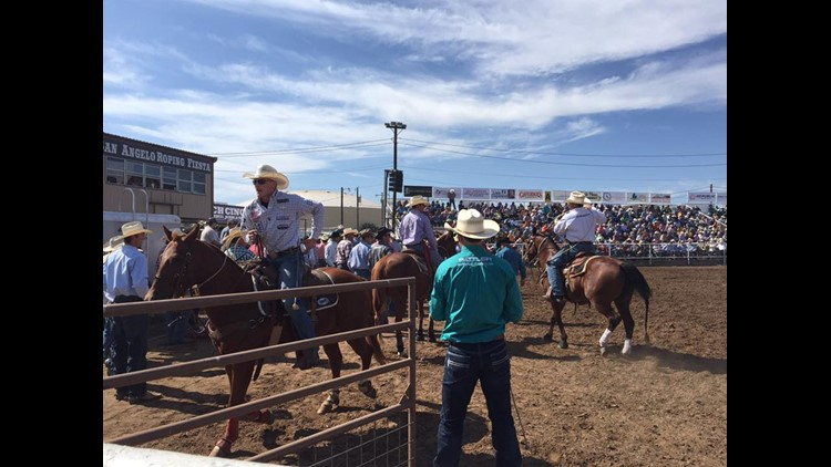 65th Annual Cinch Roping Fiesta, Oct. 26-28