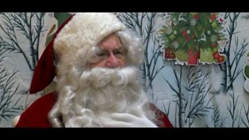 Santa arrives at Railway Museum Nov. 30