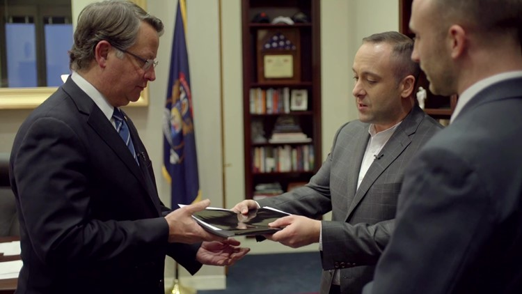A sign of hope: Fairness for Veterans Act awaits president's signature