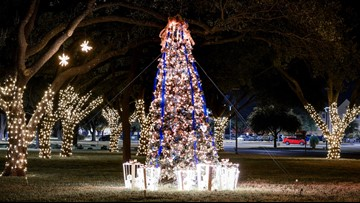 Angelo State hosts Christmas tree lighting ceremony Dec. 3