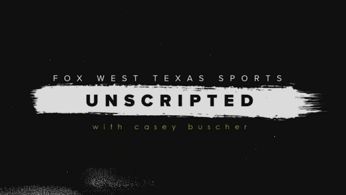 FOX West Texas Sports Unscripted: Lindsay Rhodes