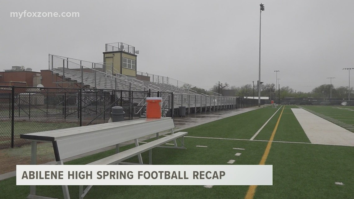Abilene Eagles preparing for off-season workouts