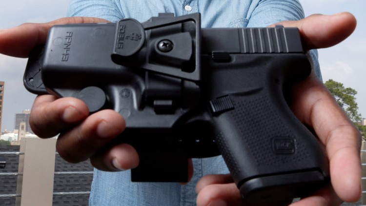 LTC instructors respond to Texans being able to carry handguns without a permit, training starting Sept. 1