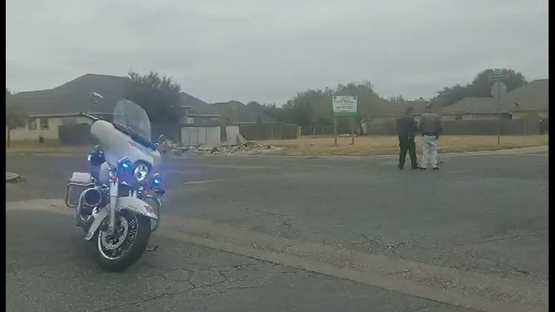 SAPD working scene of fatal crash in Southland area