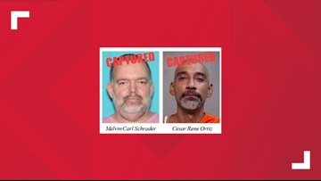DPS: Two of Texas' Top 10 most wanted have been captured